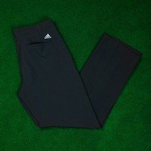 adidas Golf Solid Black Pant